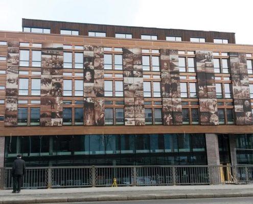 St. Olavs Hospital - Skyverammer